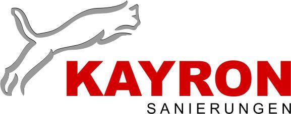 Logo Kayron Sanierungen