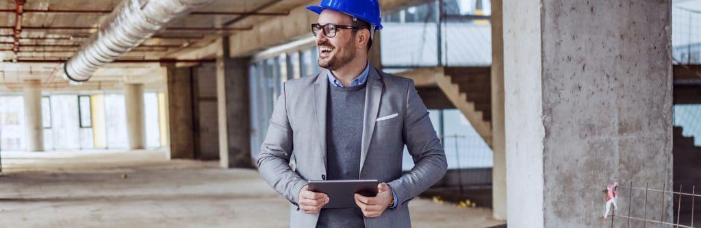 Baustellendokumentation Header