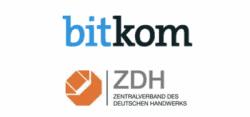 Logo bitkom ZDH